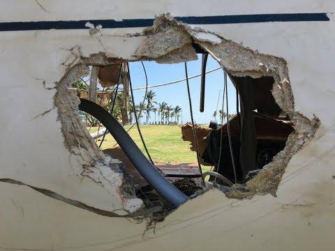 Hurricane Irma Boat Destruction   BoatUS