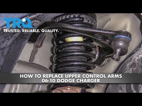 How to Replace Upper Control Arms 2006-10 Dodge Charger
