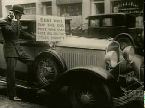 The Crash of 1929 & The Great Depression (PBS) 6of6