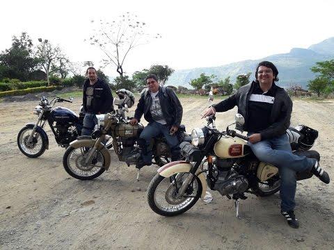 Ride Bogotá - Bucaramanga - Bogotá  Royal Enfield Colombia - Grupo Crisp and Fresh