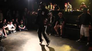 B-Boy WICKET + Hurrikane + FRANQEY + ACKY @ Hook up!! OSN SPECIAL 2015.5.6