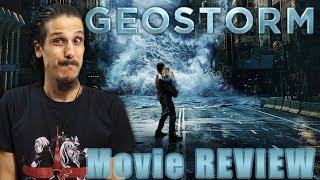 Geostorm - Movie REVIEW