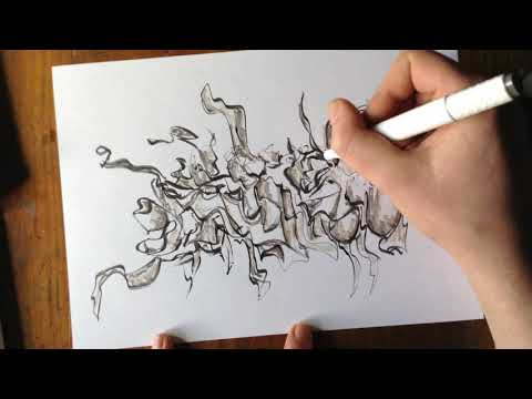 How To Or Not How To ? Sketching With Pens