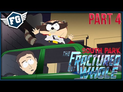 South Park: The Fractured But Whole #4 - Kapitán Diabetes