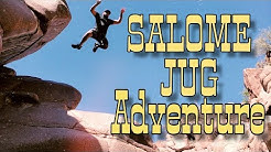 Cliff jumping & conquering the Salome Jug hike! (Salome, AZ)