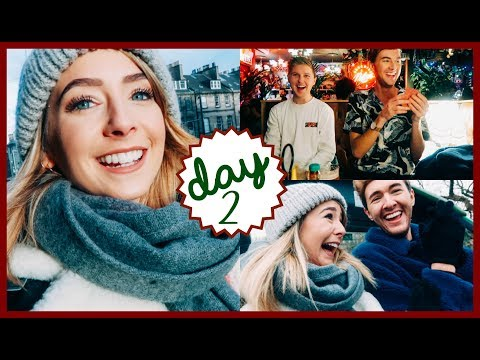 FIVE GO EXPLORING IN EDINBURGH | VLOGMAS