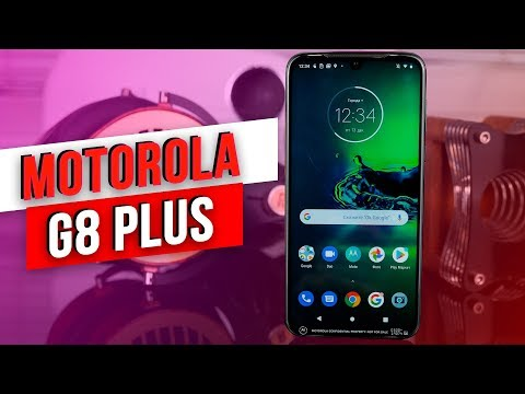 Обзор Moto G8 Plus / СВЕЖАК ПОД КОНЕЦ 2019