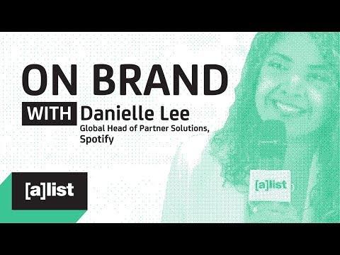 On Brand: Spotify's Danielle Lee On Data Storytelling Mp3