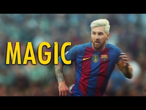 Lionel Messi - Magic Doesn't Come at Random Moments