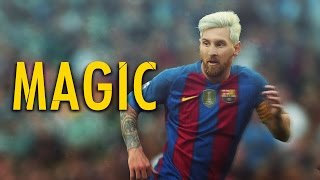 Lionel Messi - Magic Doesn