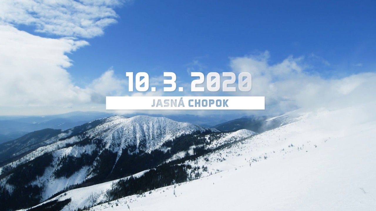 Jasná - 10.3. 2020