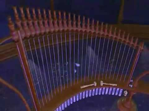 Animusic SPEED: Aqua Harp twice as fast
