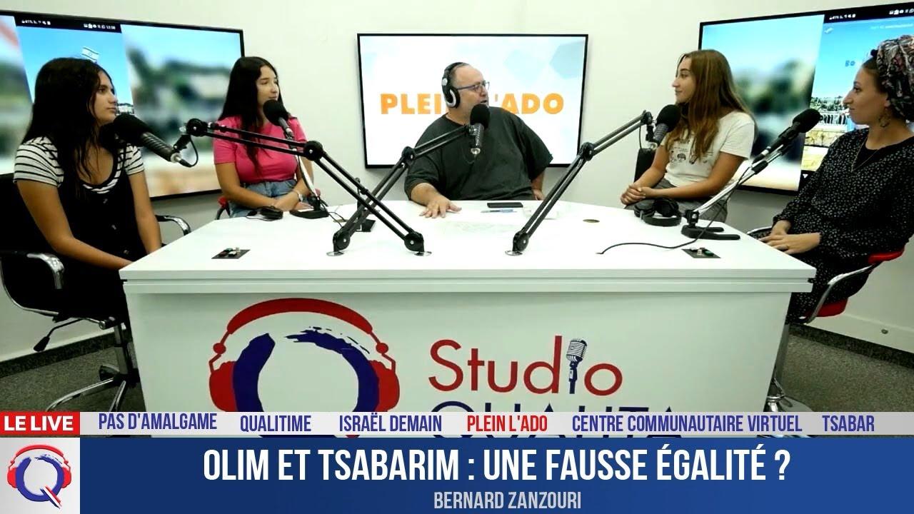 Olim et Tsabarim : une fausse égalité ? - Plein l'Ado#149