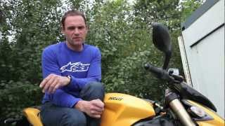 Ducati Streetfighter 848 2012 Videos