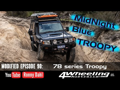 Toyota Troopy, Modified Episode 90