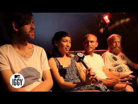 Little Dragon: The Nerds Who Found Each Other — MTV Iggy Interview