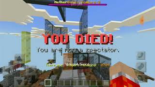 Minecraft Server: NETHERGAMES BEGIN!!!!!