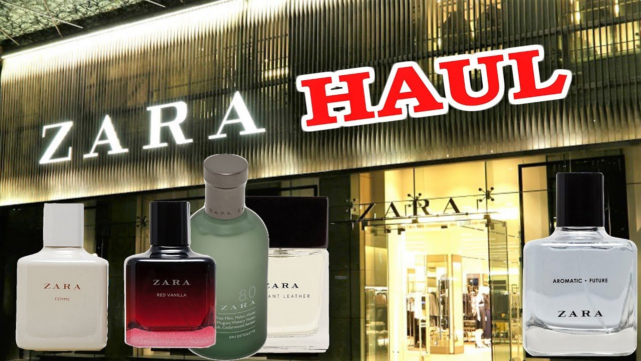 Zara Perfumes How Good Are They Zara Fragrance Haul Youtube