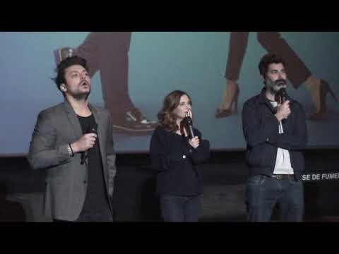 Rencontre autour du film Love Addict (Kev Adams, Melanie Bernier, Frank Bellocq)