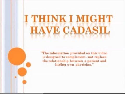 Should I get tested for CADASIL?