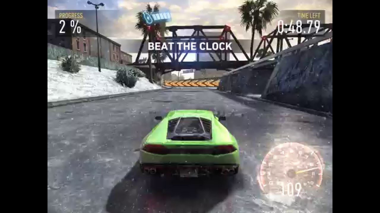 ea need for speed no limits lamborghini accademia chapter 5 huracan wil. Black Bedroom Furniture Sets. Home Design Ideas