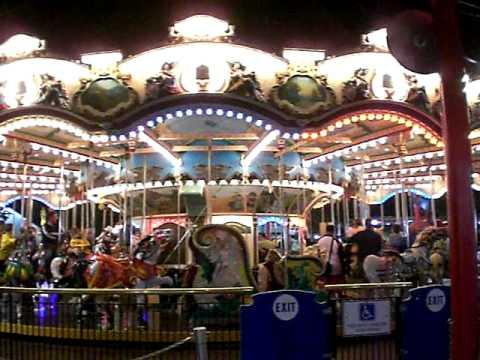 Hersheypark Carousel - YouTube