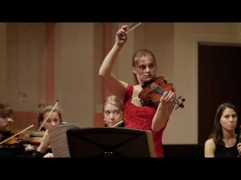 Stravinsky Violin Concerto in D