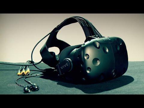 HTC Vive vs. Oculus Rift - Das ist die momentan beste VR-Brille - Video-Special