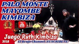 El Brujo, Toque Ruth Kimbiza 2018