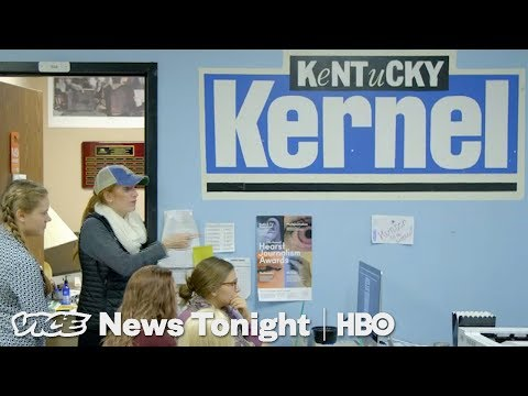 The University of Kentucky Sues Student Newspaper To Keep Sexual Assault Records Private (HBO)