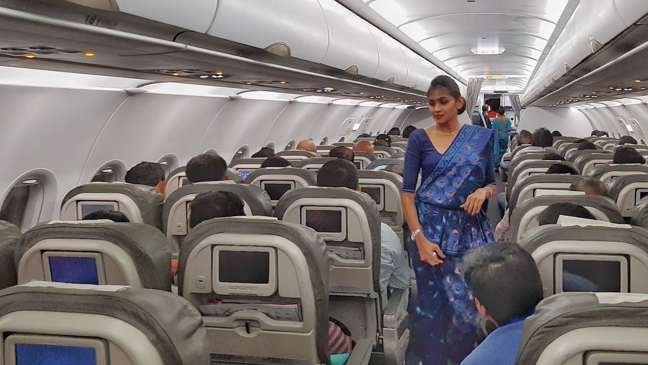 SriLankan Airlines UL 172 Bengaluru To Colombo Flight Travel - Trip Report  | Airbus A320