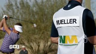 Jesse Mueller At The Phoenix Open