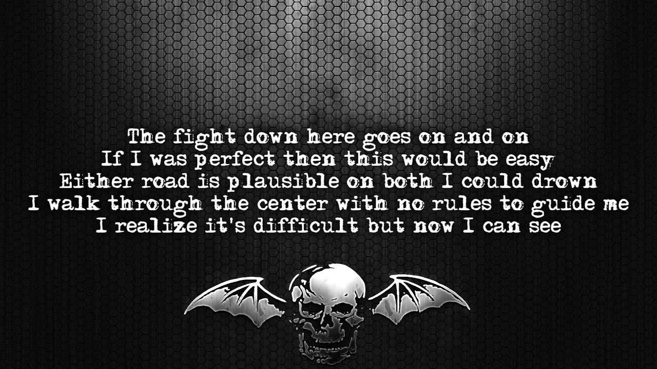Avenged Sevenfold – Lost It All Lyrics | Genius Lyrics