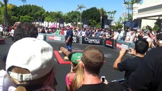 Zydrunas Savickas 220kg Log Press World Record