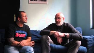Interview mit Fish (Marillion) - Interviewer Marc Debus vom promoportal-germany - 29.10.2013