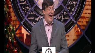 Q.I - Phill Jupitus' impersonation of Stephen Fry