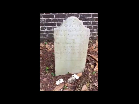 The Story Of Tonight (Hamilton) Live At John Laurens Gravesite By The Ancheta Kids