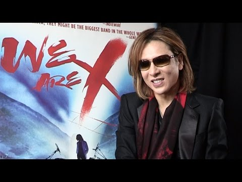 Yoshiki Thanks X Japan Fans