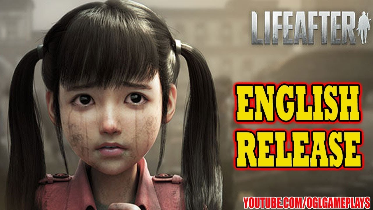 LifeAfter English Version Gameplay (Android IOS APK)