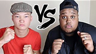 ROADMAN vs COCKNEY SLANG!! BRITISH SLANG CHALLENGE