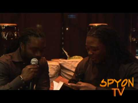 SAM ADEWUMI ON SPYON TV
