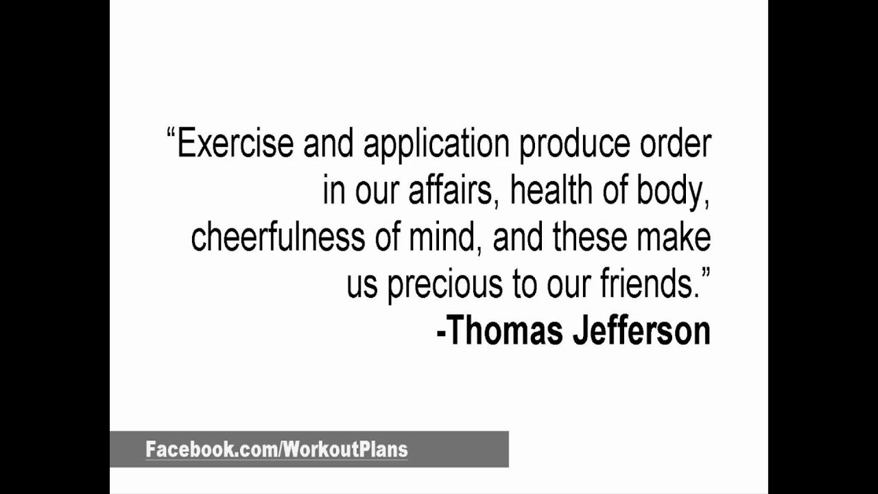Motivational Exercise Quotes Youtube