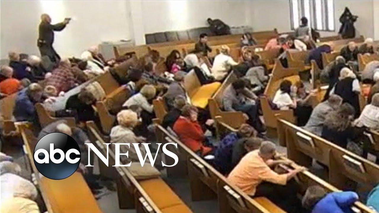 Texas church shooting: A deadly shooting in a Texas church that ...