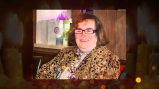 SUSAN BOYLE - Happy birthday for 1 April by Mauro