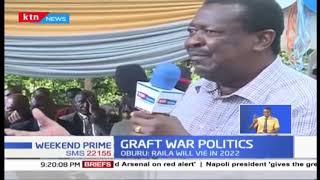 Raila Odinga distance himself from gold scandal, Oburu says Raila to contest 2022