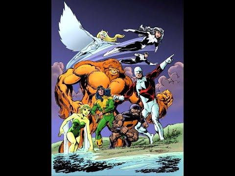 Actual Play - Marvel Super Heroes RPG - MCU Alpha Flight - Session 1