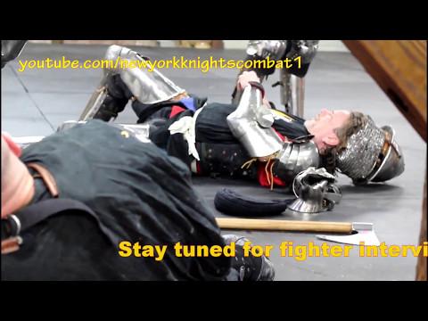 NY Sentinels vs Philly Rhinos Armored Combat League HI DEF!