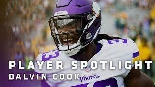 Player Spotlight: Dalvin Cook | Minnesota Vikings