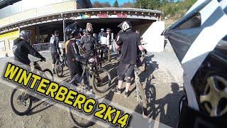 First time Bikepark Winterberg - Freeride 2014 [GoPro Hero 3+/1080p60]