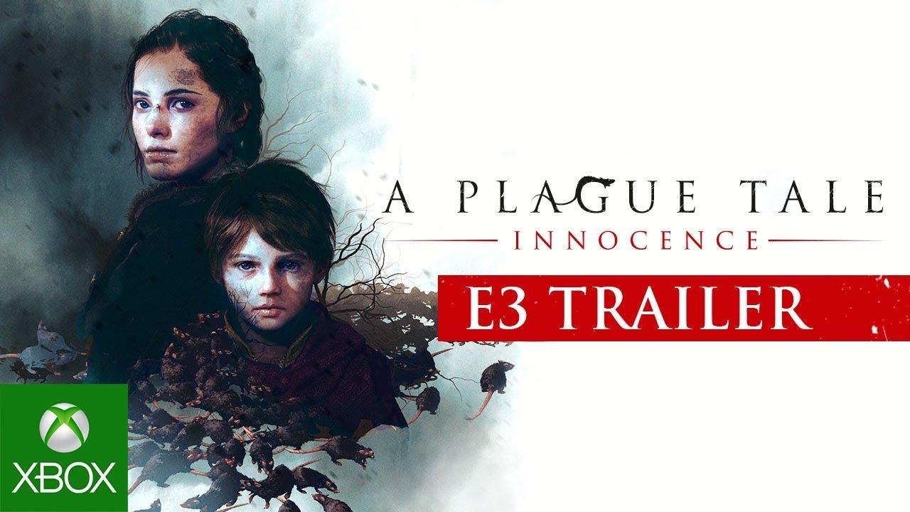 [E3 2018] A Plague Tale: Innocence – E3 Trailer
